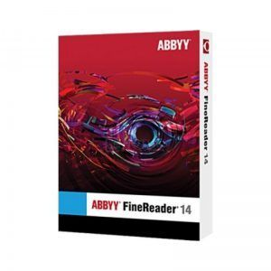 ABBYY FineReader 14 Standard, электронная лицензия
