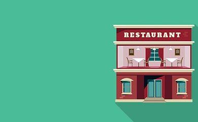 Решение для ресторанной сети